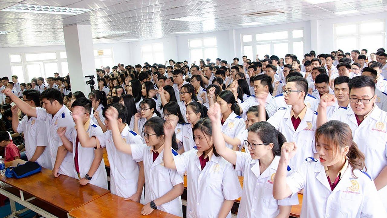 Lễ tuyên thệ sinh viên Y khoa – Năm học 2019 -2020 [VTTU]