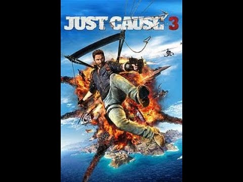 Just Cause 3 Random Shit # 16