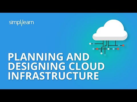 Planning And Designing Cloud Infrastructure | AWS Training Videos | Simplilearn