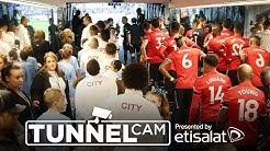 EXTENDED TUNNEL CAM | Manchester City 2-3 Man Utd