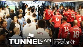 Extended Tunnel Cam | Manchester City 2 3 Man Utd