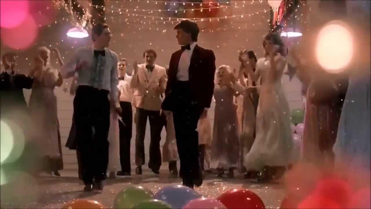 90S Porn Party Fancy footloose - final dance 1984 hd