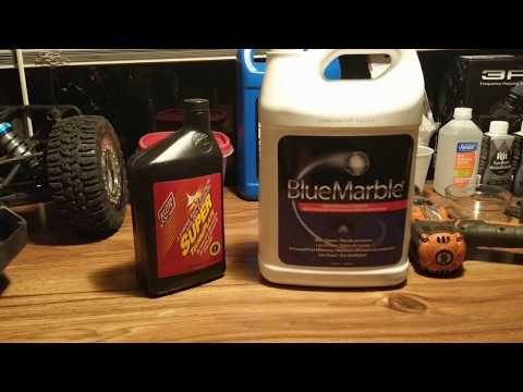 Klotz Vs blue marble 2 cycle oil
