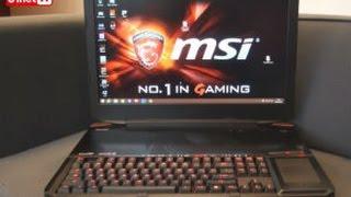 Test du MSI GT80 Titan : le PC portable pour joueur qui joue la démesure