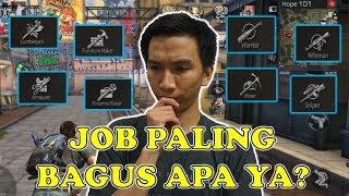 Penjelasan Tentang Semua Job - Life After Indonesia