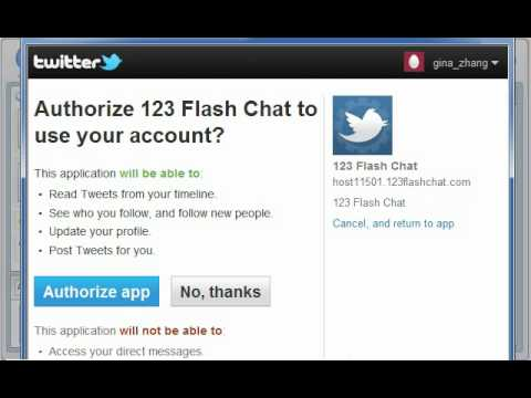 123FlashChat 9.2 Launches Social Connect For Your Chat Room!