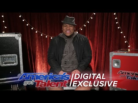 Dancer Oscar Hernandez Chats About Bringing the Sass to AGT - America's Got Talent 2017