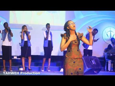 NICE NDATABAYE NA BABYEYI BE BYARI AMARIRA  NUMUNEZERO muri UMBEREYE MASO Concert Nairobi
