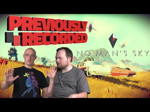 Previously Recorded - No Man's Sky
