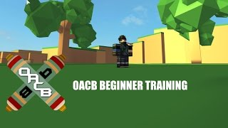 OACB Beginner Training