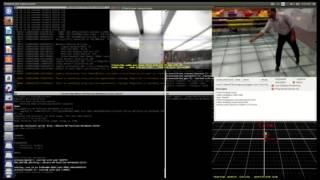 AR Drone Navigation Using PTAM