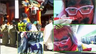 http://live.nicovideo.jp/watch/lv289132806 野田鬼が節分豆まき(豆ま...