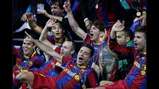 Teams of the Decade: 1. Barcelona, 2010-11