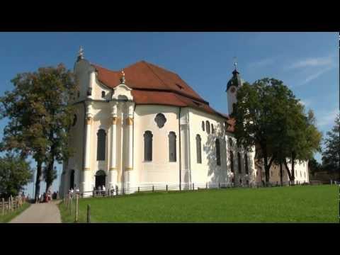 Wieskirche  Steingaden Bayern 2011