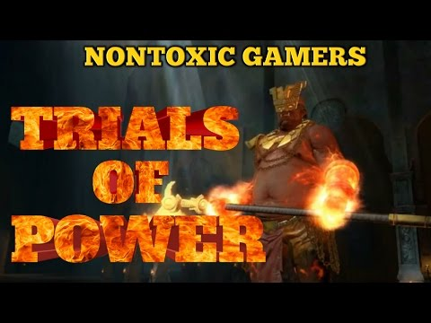 Dawn of Titans - Trials of Power - NonToxic Gamers