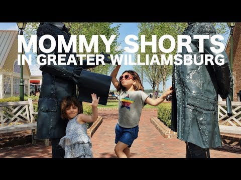 TRAVEL TUBE: Mommy Shorts in Greater Williamsburg, VA