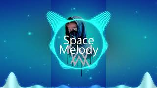 Space Melody 1 HOUR - Alan Walker (Edward Artemyev) ft Leony HD [AUDIO SPECTRUM VISUALIZER]