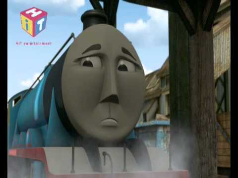 Kerry Shale as Gordon and Sir Topham Hatt in Thomas & Friends (US)