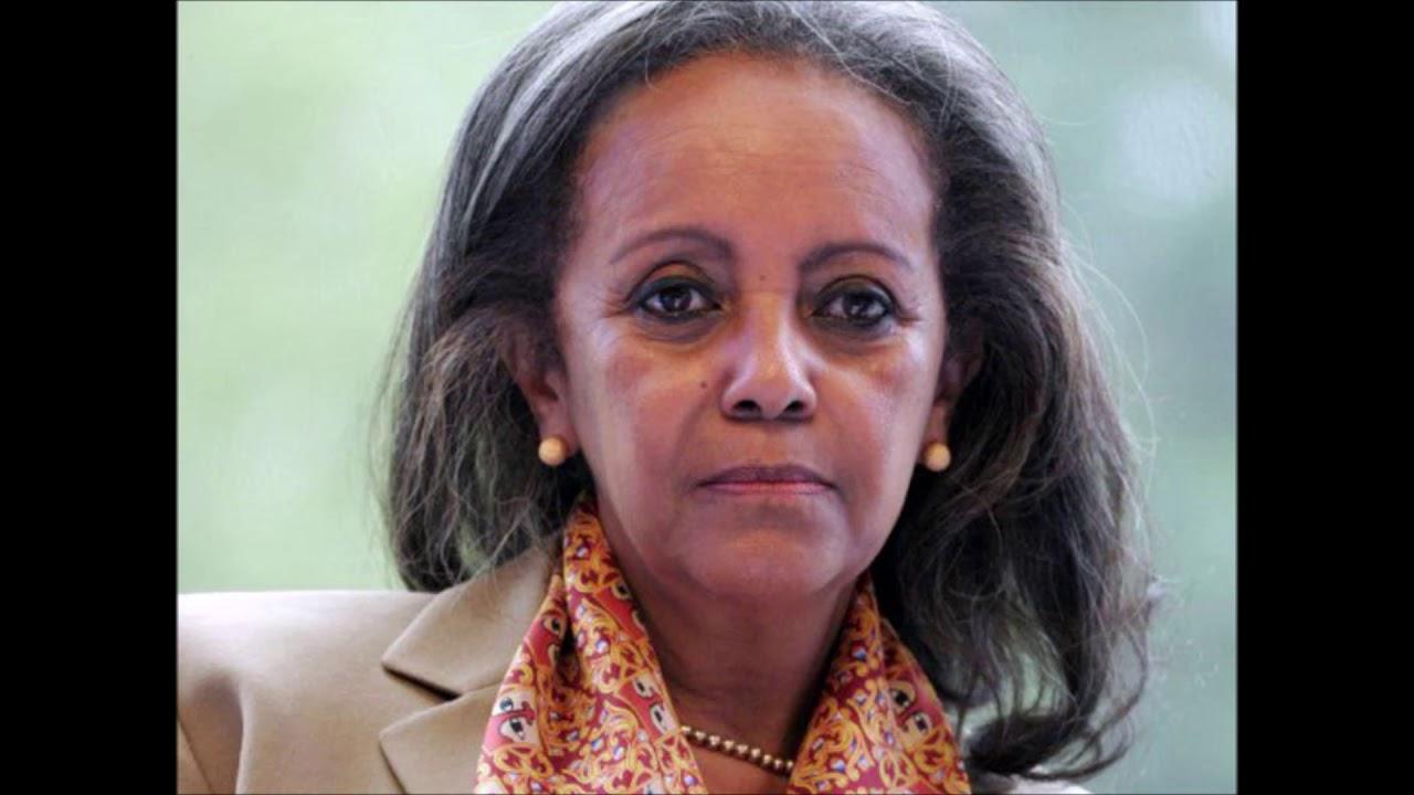 Ethiopia Elects 1st Female President