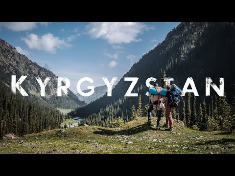 TASTE OF KYRGYZSTAN | 4K Travel Video