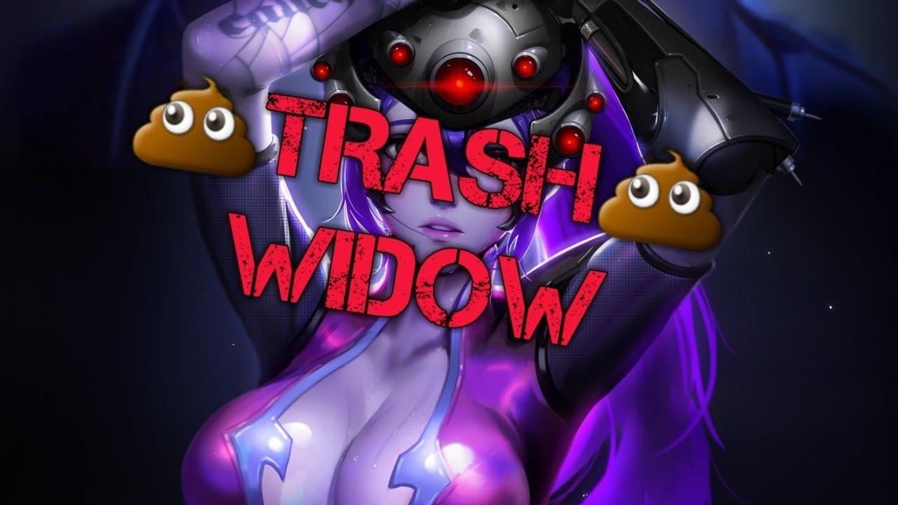Trash Widowmaker montage 2000