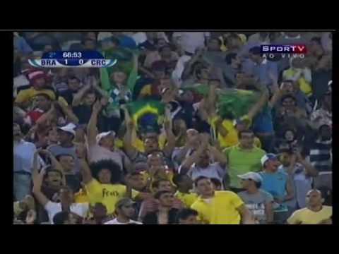 Brazil vs Costa Rica [1-0] Full Match Highlights Kardec Goal