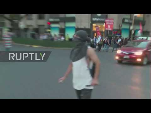 Argentina: WTO protest in Buenos Aires turns ugly