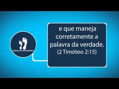 Видео Curso de maturidade no espirito