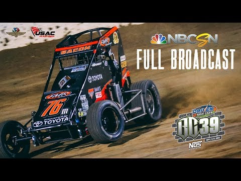 2018 Driven2SaveLives BC39 FULL BROADCAST
