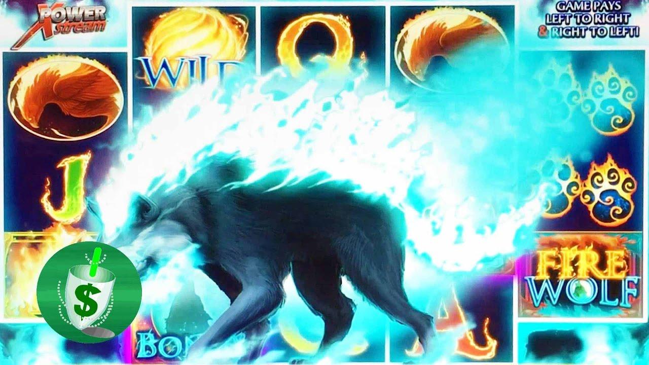 Fire Wolf Slot