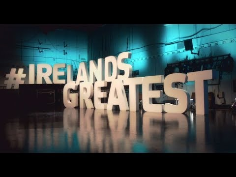 Ireland's Greatest Sporting Moment, Begins | Thursday 9 November 9.30pm | RTÉ2