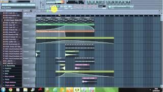 DJ Antoine Style FL Studio ( Free FLP download )