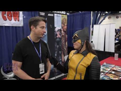 "Comicpalooza 2016 ""Matt Hawkins"""