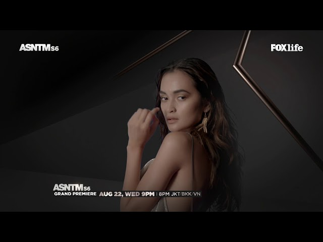 WHO WILL BE ASIA'S NEXT TOP MODEL?