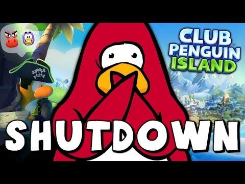 Club Penguin Island Is Shutting Down