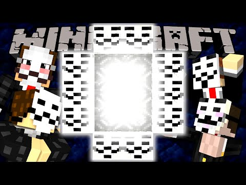Thumbnail: If a Hacker Dimension was Added - Minecraft
