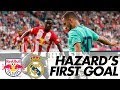 Eden hazard s first real madrid goal mp3