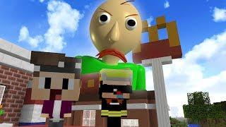 BALDI MUTANT GREIFT UNS AN Minecraft Baldi
