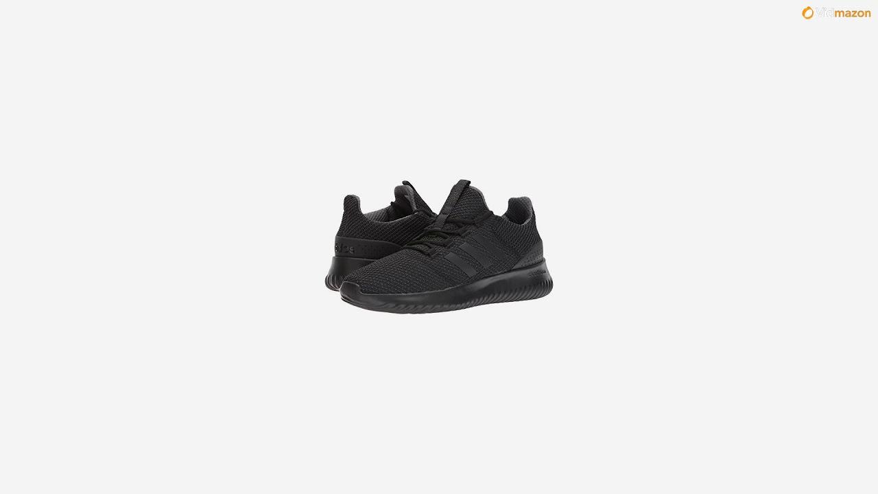 adidas Men's Cloudfoam Ultimate Running Shoe Utility Black, 10.5 M US
