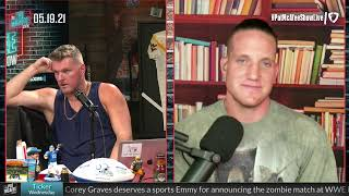 The Pat McAfee Show   Wednesday May 19th, 2021