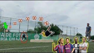 REFACEM GOLURI DIN FOARFECA (Messi, CR7, Ronaldinho, Bale) FOTBAL CHALLENGE