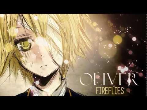 【Oliver】Fireflies【Vocaloid】