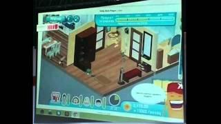 Презентация онлайн-игры «Жэка» на Всероссийском форуме ЖКХ