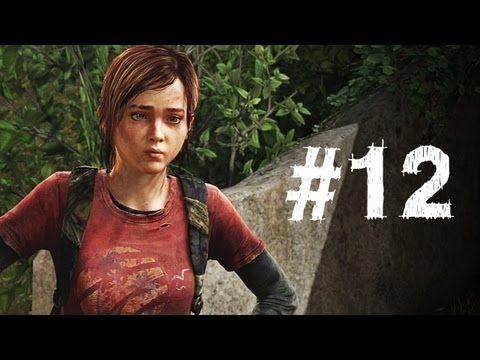 The Last of Us Gameplay Walkthrough Part 12 - Military