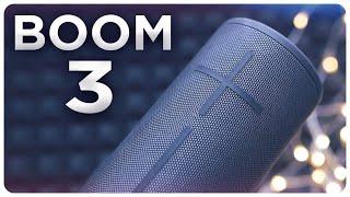 UE BOOM 3 | Unboxing | Klang | Ersteindruck | deutsch | 2018