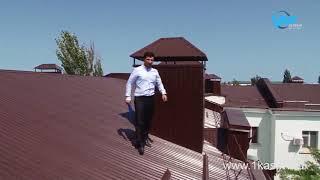 В рамках программы капитального ремонта многоквартирных домов проверили качество новой крыши дома №2