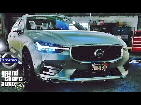 volvo xc60 2018 tuning youtube. Black Bedroom Furniture Sets. Home Design Ideas