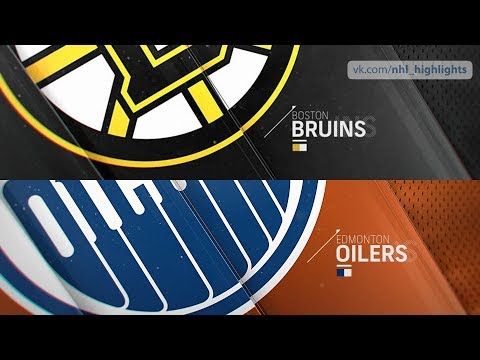 Boston Bruins vs Edmonton Oilers Oct 18, 2018 HIGHLIGHTS HD