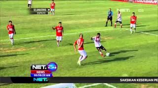 Download Video Persija Tekuk Bali United - NET24 MP3 3GP MP4