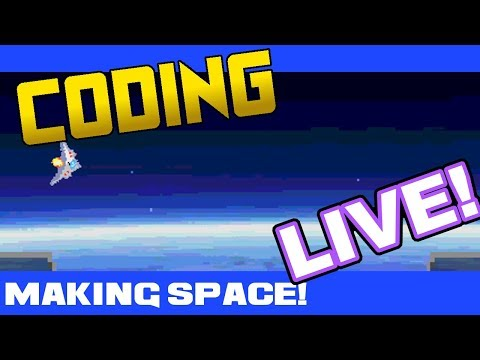 Coding a Neato Space Game in Unity/C#